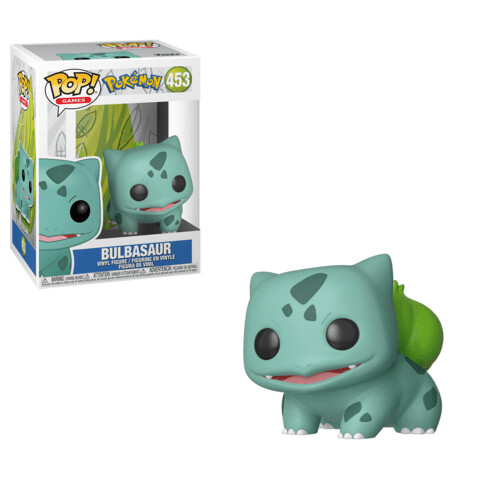 Funko Pop! Pokemon Bulbasaur