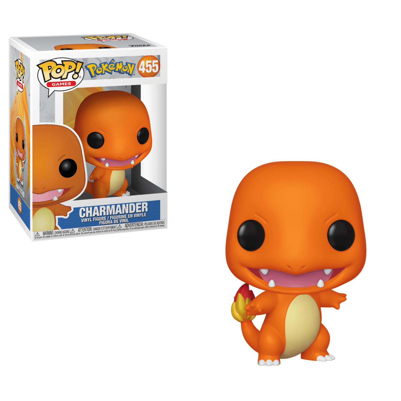 Funko Pop! Pokemon Charmander
