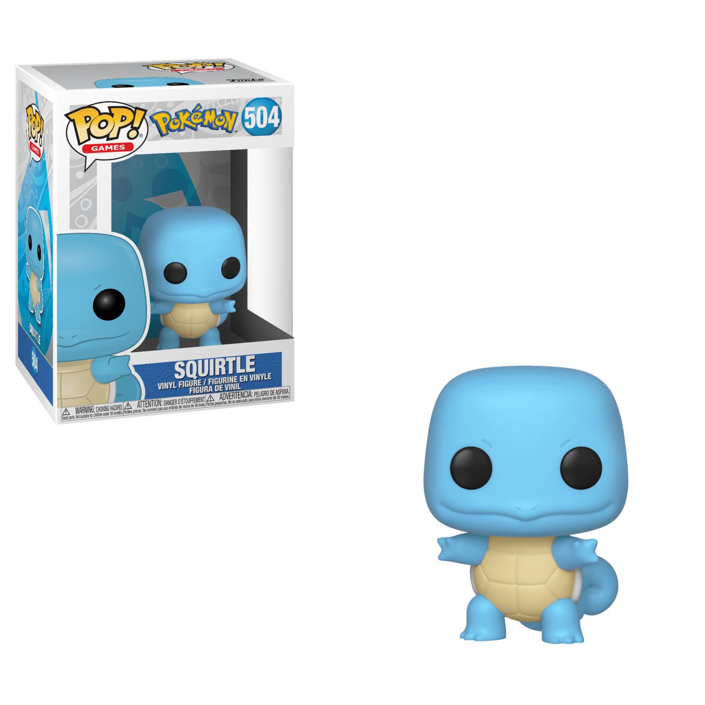 Funko Pop! Pokemon Squirtle