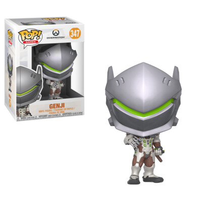 Funko Pop! Genji Overwatch