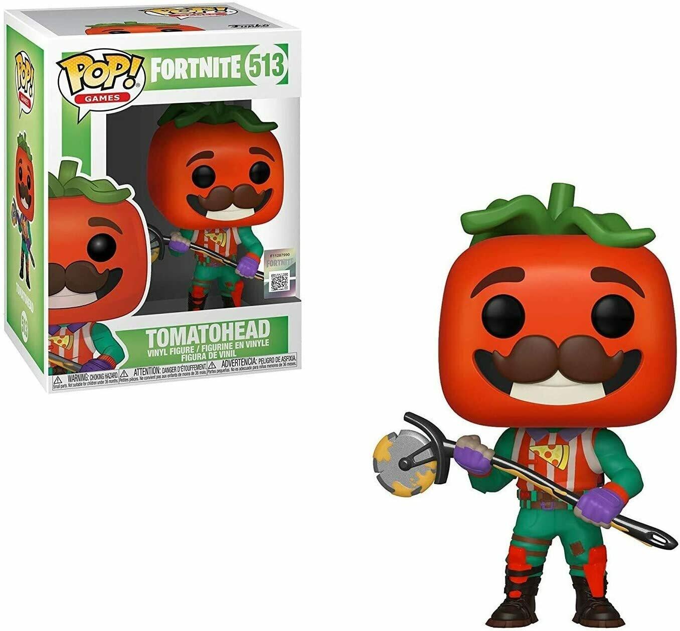 Funko Pop! Fortnite Tomatohead Cabeza de Tomate