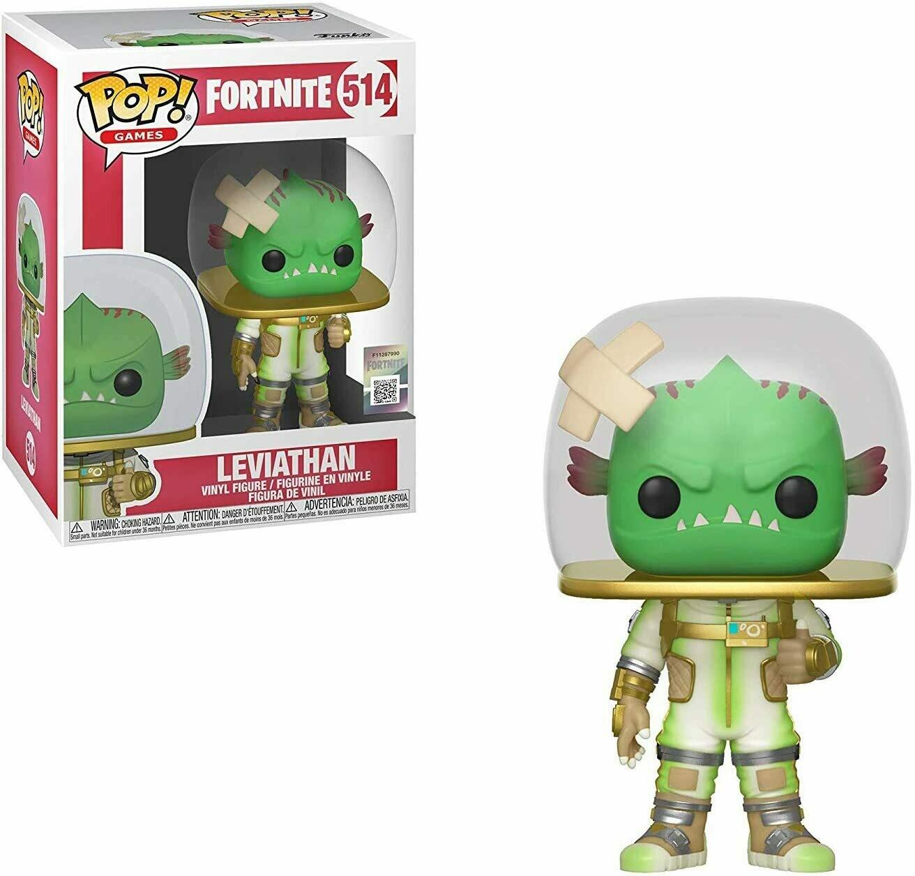 Funko Pop! Fortnite Leviathan