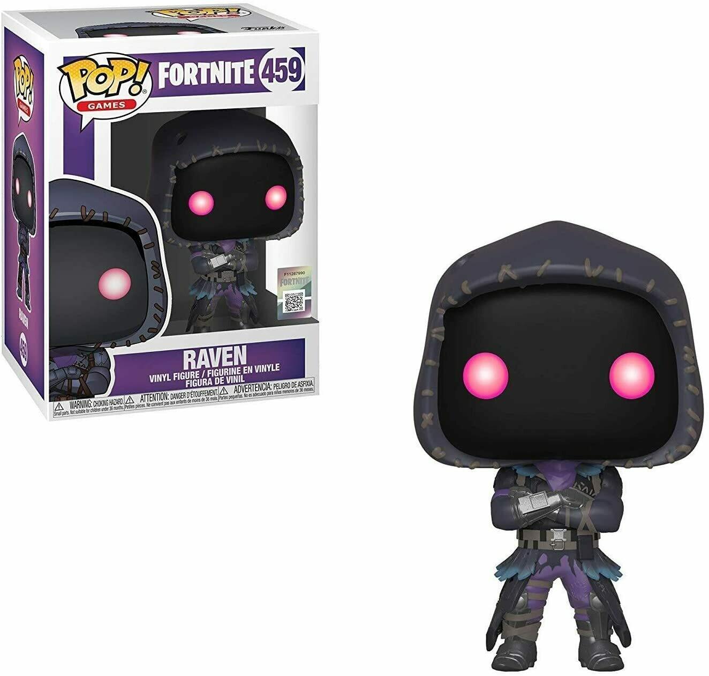Funko Pop! Fortnite Raven
