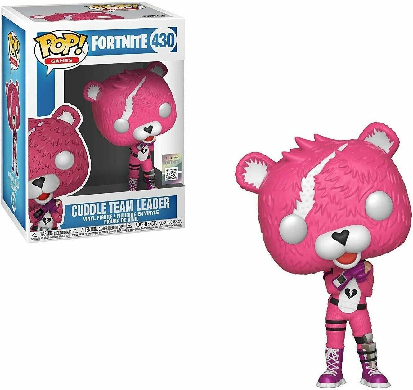 Funko Pop! Fortnite Cuddle Team Leader