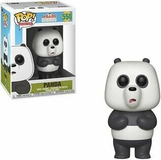 Funko Pop! Panda Escandalosos