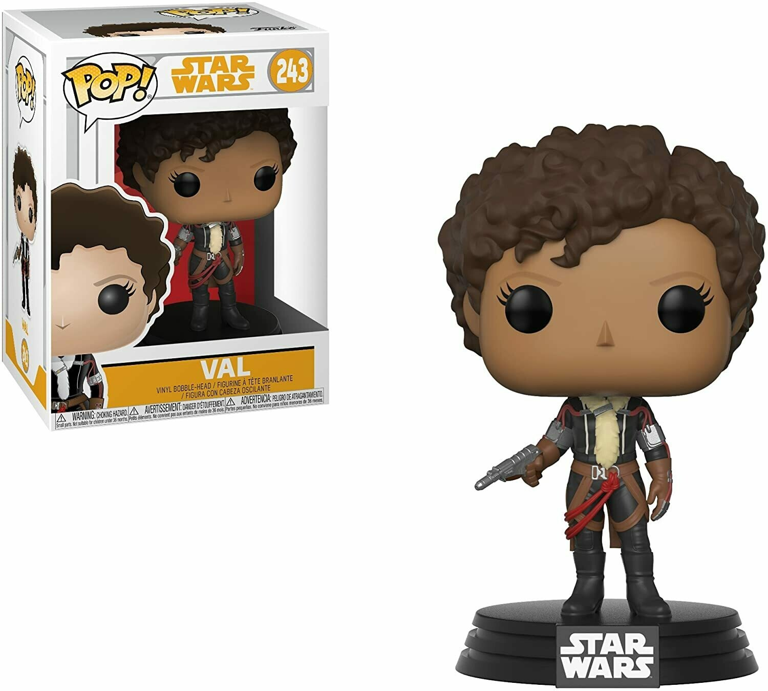 Funko Pop! Val Solo: Star Wars Story