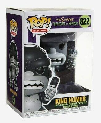 Funko Pop! King Homero Los Simpsons