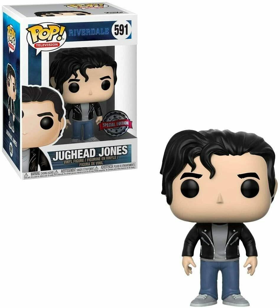 Funko Pop! Jughead Jones Edicion Especial Riverdale