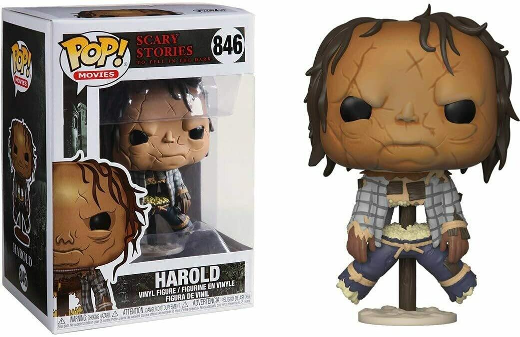 Funko Pop! Harold Historias para contar en la Oscuridad