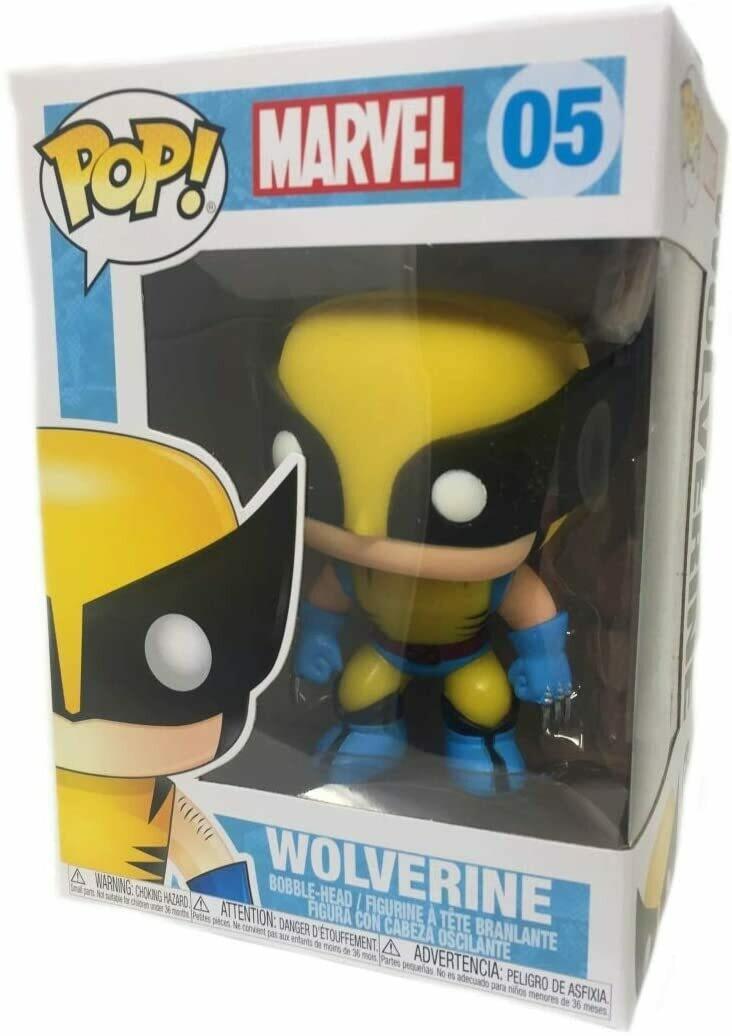 Funko Pop! Marvel X-Men: Wolverine