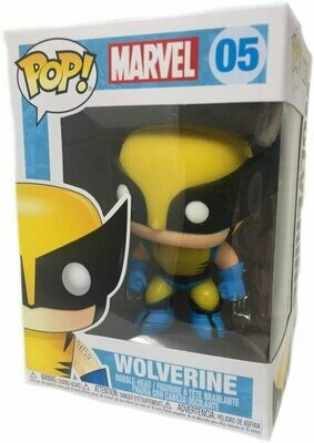 Funko Pop! Marvel X-Men: Wolverine