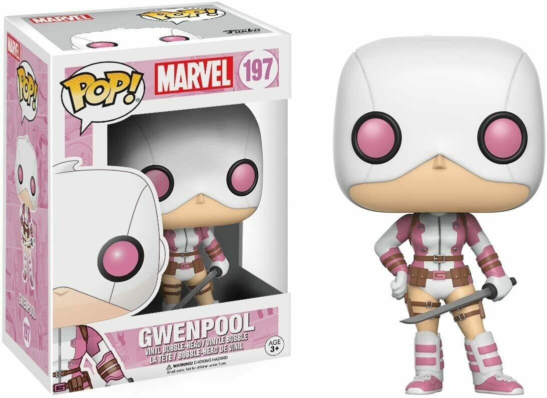 Funko Pop! Marvel: Gwenpool