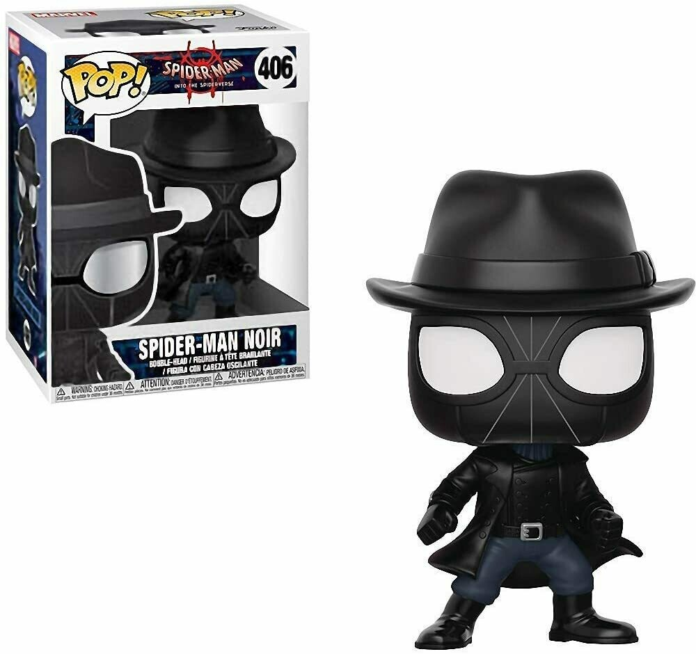 Funko Pop! Marvel: Spider Man Noir