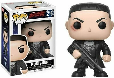 Funko Pop! Marvel: Punisher