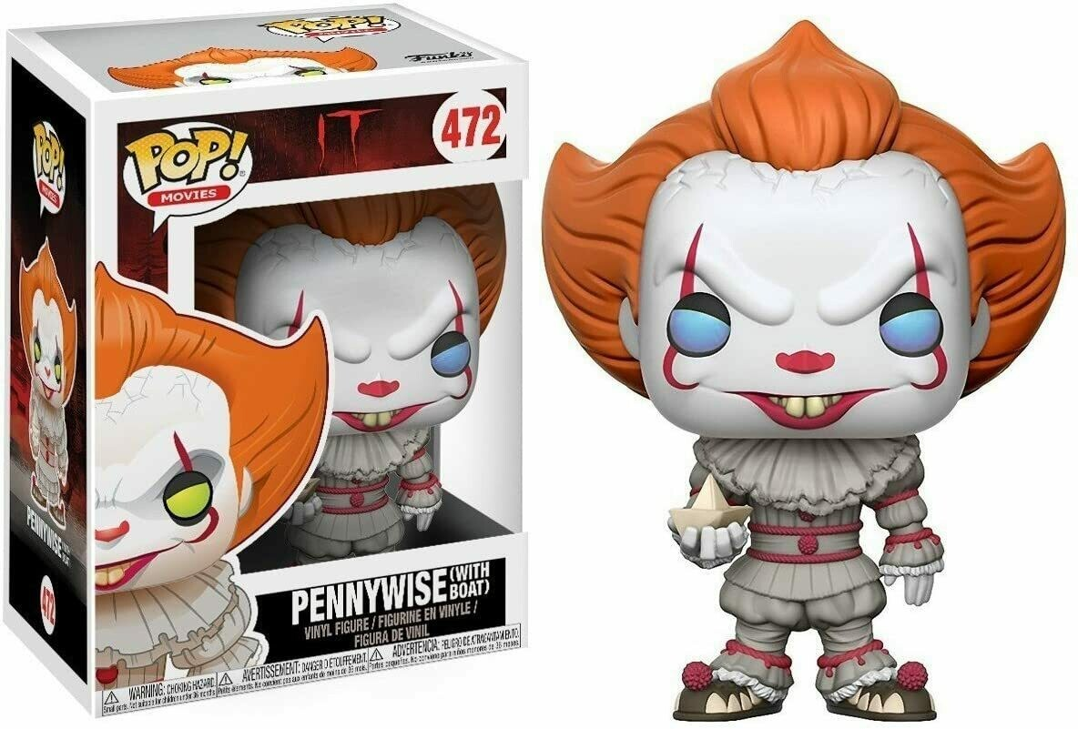 Funko Pop! It Pennywise Boat