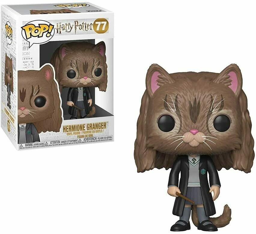 Funko Pop! Hermione Granger Gato - Harry Potter