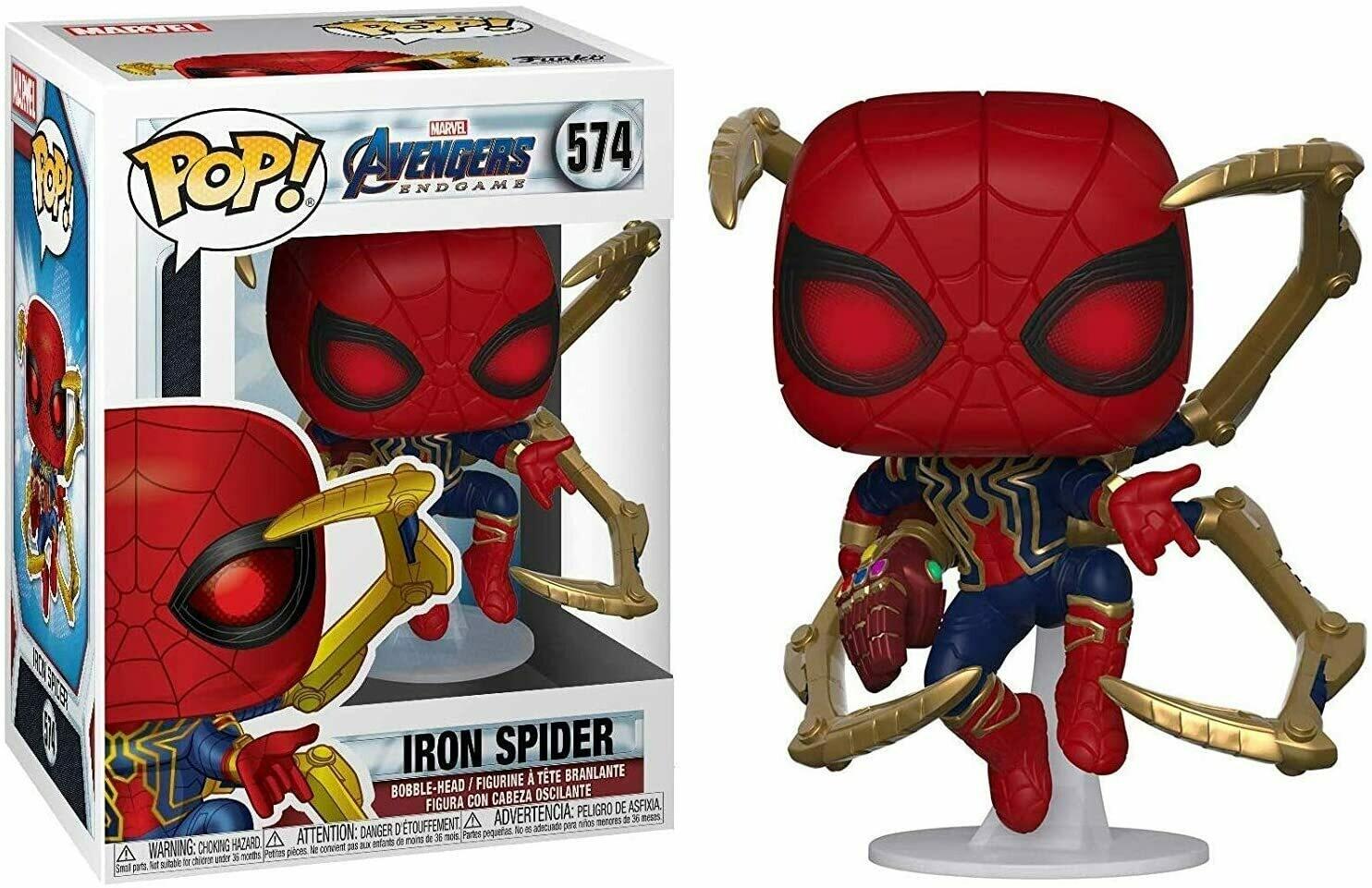 Funko Pop! Marvel: Iron Spider Avengers Endgame