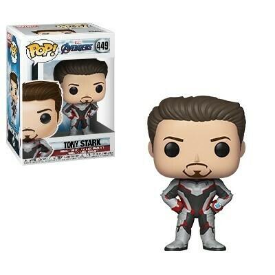 Funko Pop! Marvel: Tony Stark Avengers Endgame