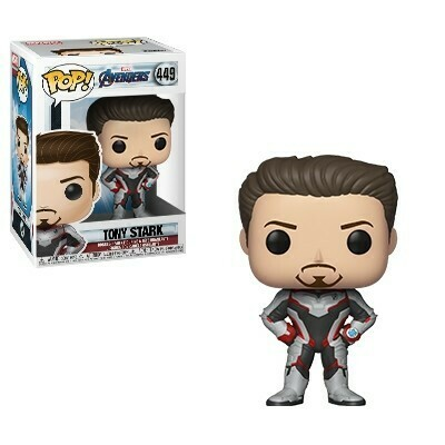 Funko Pop! Marvel: Tony Stark Avengers Endgame