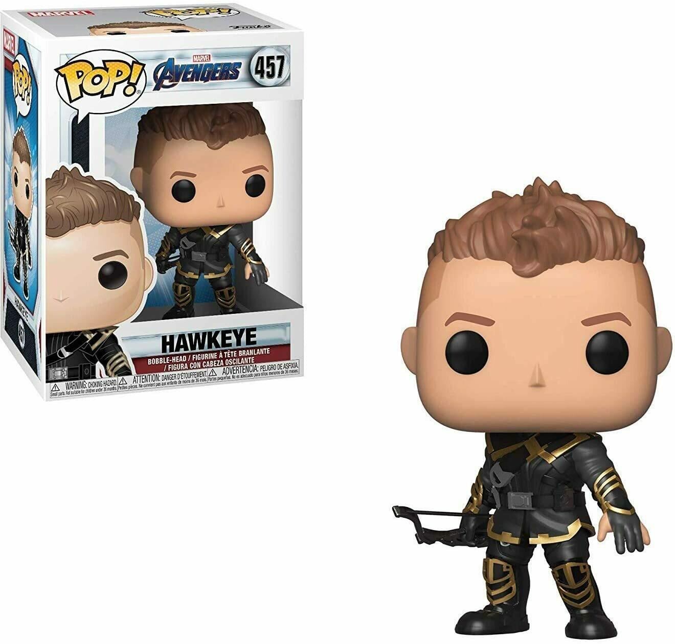 Funko Pop! Marvel: Hawkeye Avengers Endgame