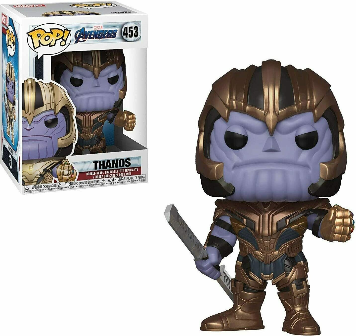 Funko Pop! Marvel: Thanos Avengers Endgame