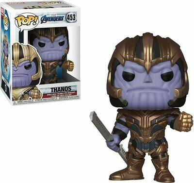 Funko Pop! Marvel: Thanos Avengers Endgame