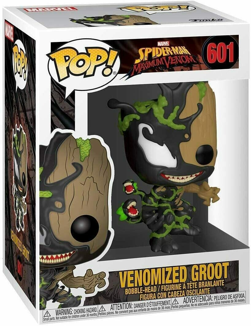 Funko Pop! Marvel: Venomized Groot