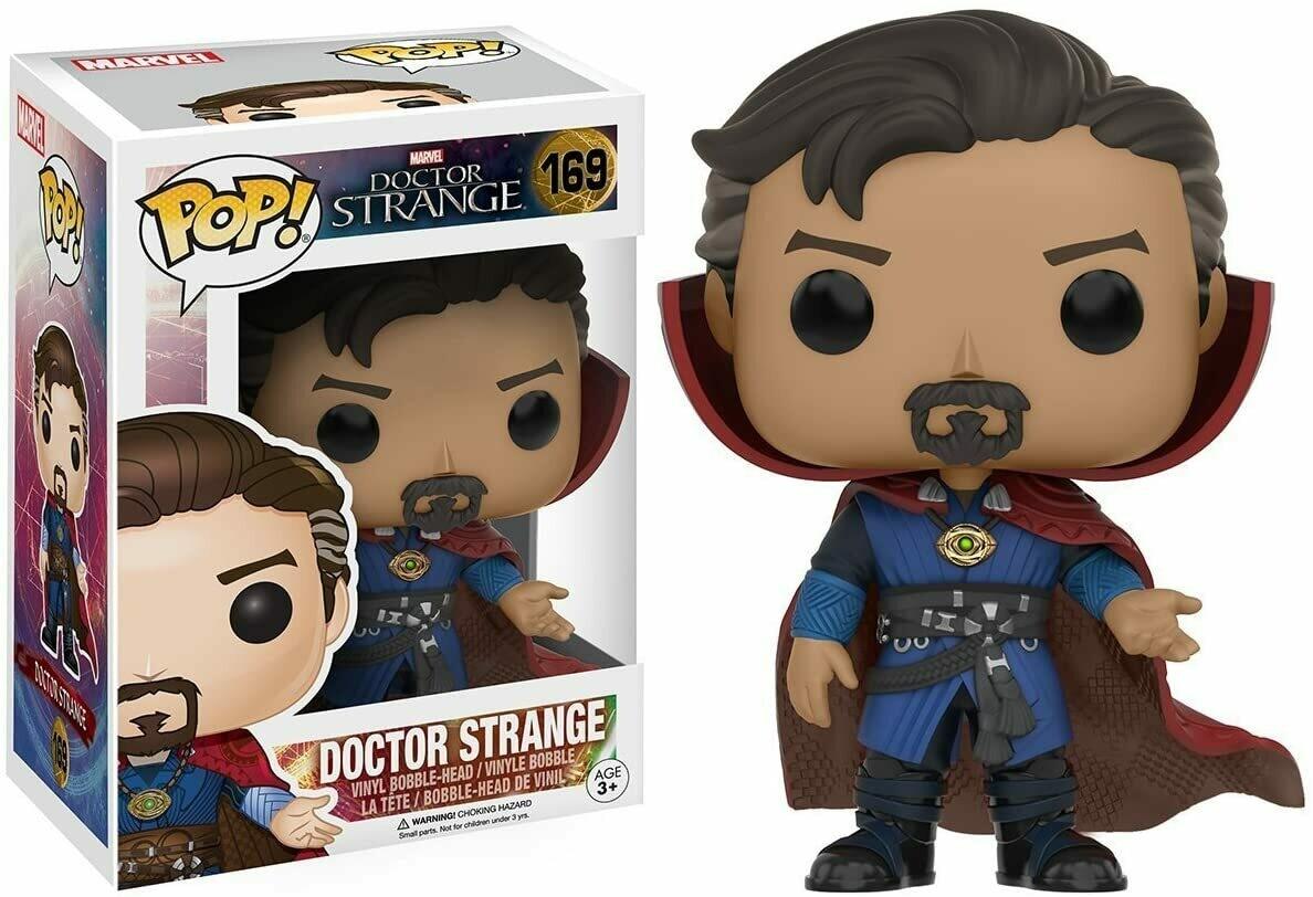 Funko Pop! Marvel: Doctor Strange
