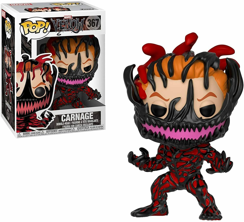 Funko Pop! Carnage - Venom