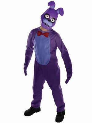 Disfraz Niño Bonnie Five Nights at Freddy's