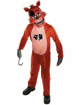 Disfraz Niño Foxy Five Nights at Freddy's