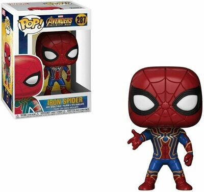 Funko Pop! Marvel: Iron Spider Avengers Infinity War