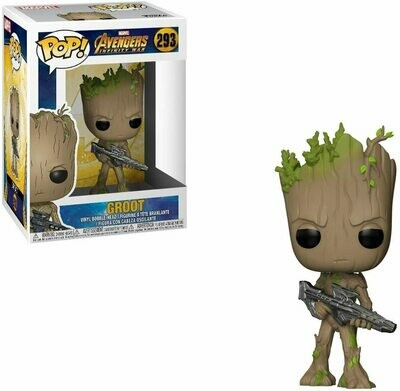 Funko Pop! Marvel: Groot Avengers Infinity War