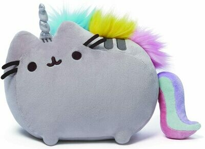 Peluche Pusheen Gato Unicornio