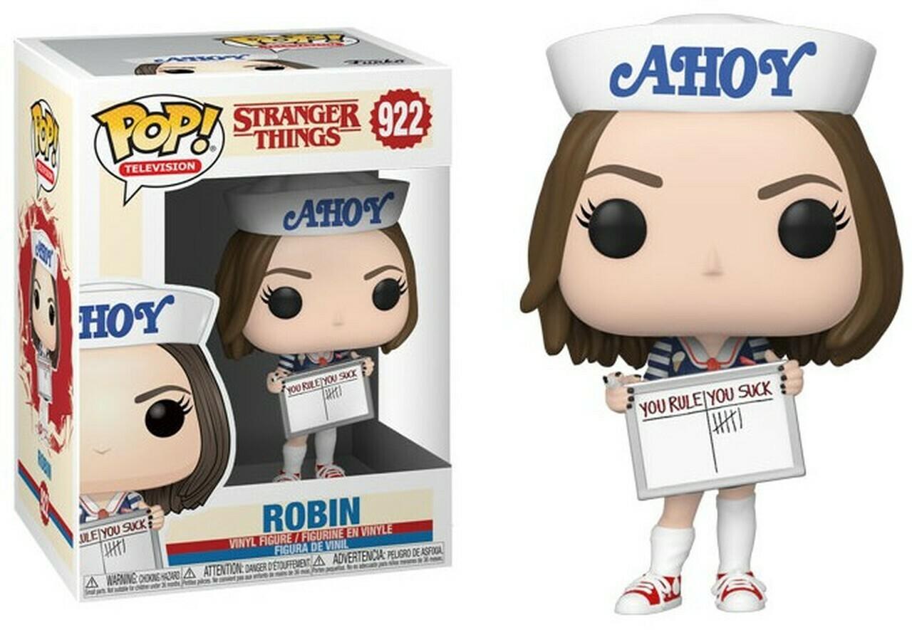 Funko Pop! Robin Stranger Things