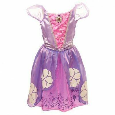 Disfraz Niña Princesa Sofia Vestido Royal