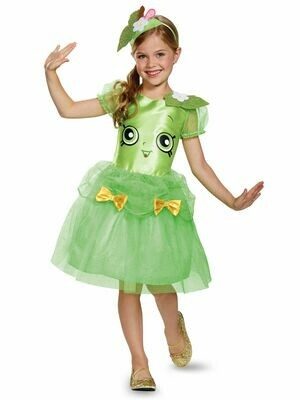 Disfraz Niña Apple Blossom Shopkins