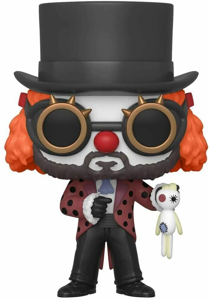Funko Pop! El Professor La Casa de Papel