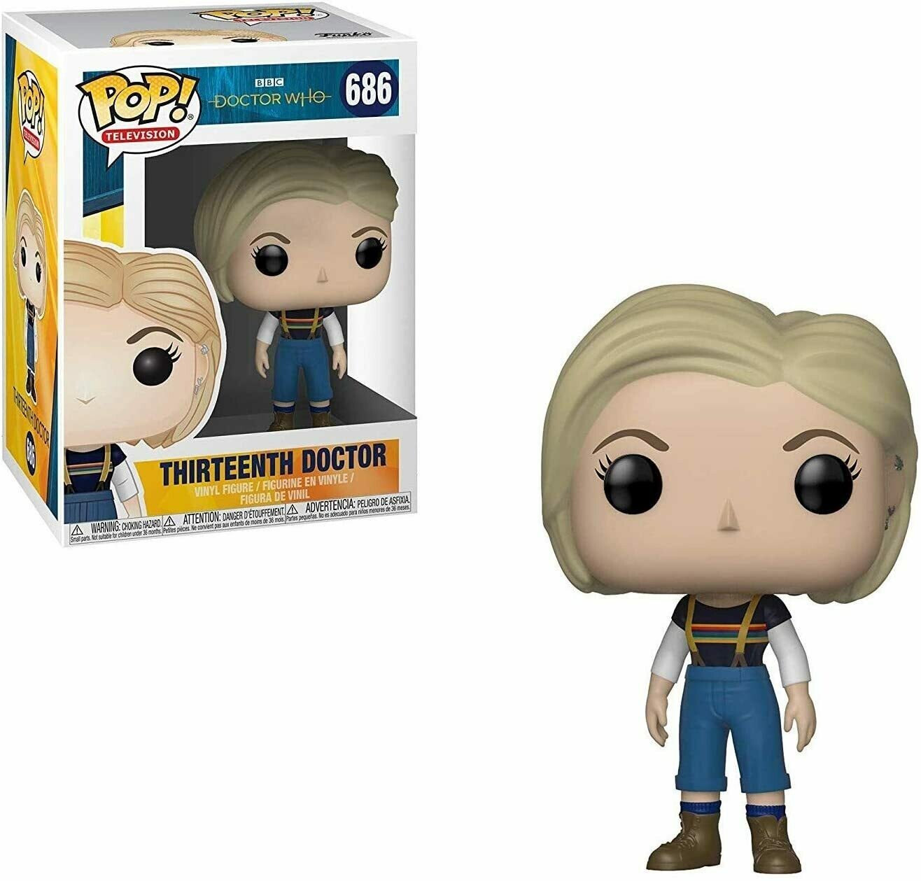 Funko Pop! Thirteenth Doctor Who