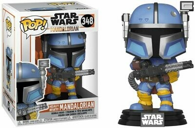 Funko Pop! The Mandalorian Heavy Infantry Star Wars