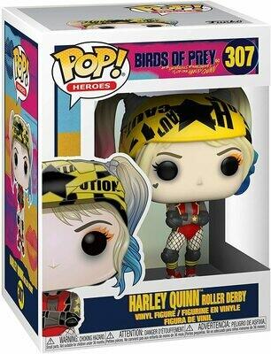 Funko Pop! Harley Quinn Roller Derby Birds of Prey