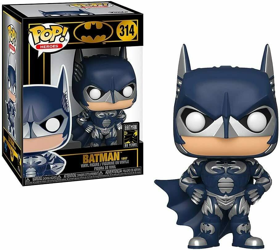 Funko Pop! Batman 1997 80 Aniversario
