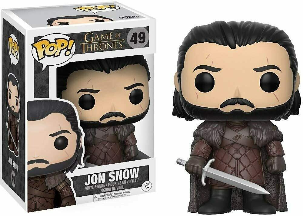 Funko Pop! Jon Snow Game of Thrones