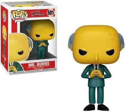 Funko Pop! Señor Burns Los Simpsons