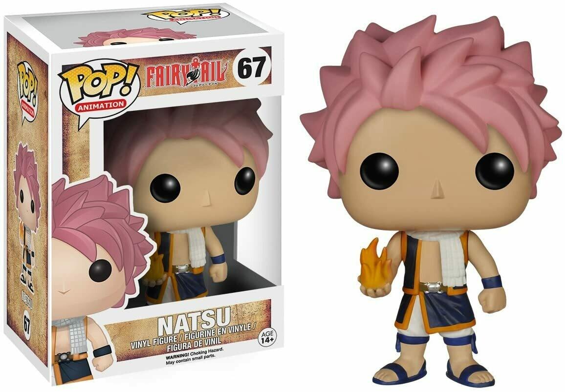 Funko Pop! Natsu Fairy Tail