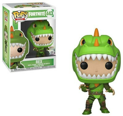 Funko Pop! Fortnite Rex