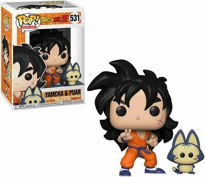 Funko Pop! Yamcha & Puar #531 -  Dragon Ball Z