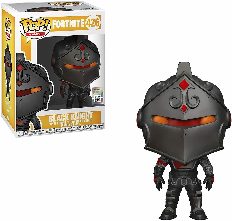 Funko Pop! Fortnite Black Knight Caballero Negro #426