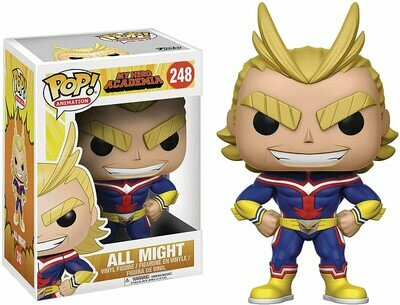 Funko Pop! All Might #248 My Hero Academia