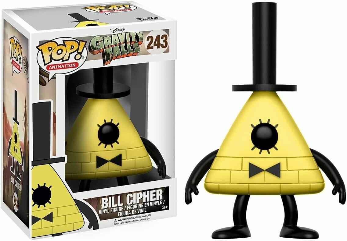 Funko Pop! Bill Cipher Gravity Falls